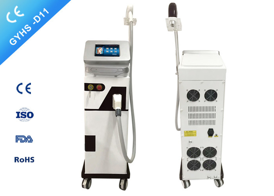 Oem / Odm 808nm Diode Laser Hair Removal Machine 2000w Big Power For Spa
