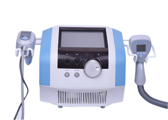 "Advanced Thin Body Cavitation Rf Slimming Machine With 8"" Touch Color Screen"